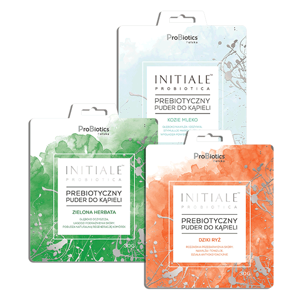 INITIALE PROBIOTICA Prebiotic Bath Powder